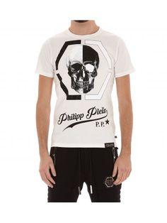 PHILIPP PLEIN Philipp Plein Ideal Tshirt. #philippplein #cloth #https: