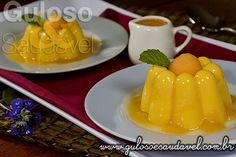 Mousse de Melão Diet » Doces e sobremesas, Receitas Saudáveis » Guloso e Saudável