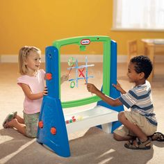 Little Tikes Bright View Easel Set