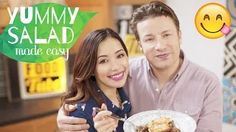 Delicious Salad Made Easy with Jamie Oliver  I have to made this salad one day, it looks totally delicious.