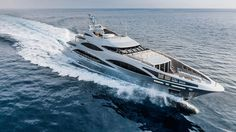Custom mega-yacht - PANTHERA FB502 47,00m - 154' 2 - Benetti
