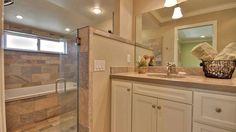 Slate bathroom design by Carolyn Bredsteen & Design Works 2. Click here for more info:  http://santacruzconstructionguild.us/design-works-ii