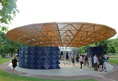 francis kéréu0027s 2017 serpentine pavilion revealed in hyde park london  sc 1 st  Pinterest : canopy hyde park - memphite.com