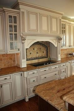 Adore Your Place With Wooden Vent Hoods Part 14