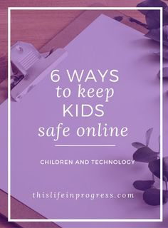 Screen Time | Children and Devices | Internet Safety | Parenting | Teens | Tweens | Disney's Circle | Kids Online | Online Safety | Media via @Kate Chapman | Stepparent + Blended Family Support