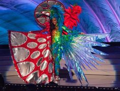 The Miss Universe 2015 National Costume Show Trinidad and Tobago: Jovan King