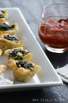14 Palate-Pleasing Savory Holiday Appetizers