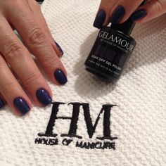Culoare de toamnă Gelamour,  ‪#‎15f94‬ The Sky Is All Violet  https://www.facebook.com/HouseOfManicure?ref=hl