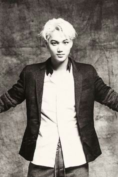 😀😀😄😄😍😍  { #Kai #KimJongIn #EXO #EXOK #EXOL #Exotic #SMEntertainment #Kpop }