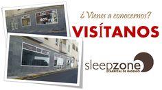 ¿Aún no conoces nuestra nueva tienda? La tienda más grande de #SleepZone se encuentra en #CarrizaldeIngenio, en la C/ Poeta Vicente Aleixandre, 12 (Paralela a la Avda.Carlos V y muy cerca del colegio C.E.I.P. Poeta Tomás Morales). Visítanos y apúntate a la #SleepZoneManía