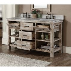 Shop Wayfair for Double Vanities to match every style and budget. Enjoy Free Shipping on most stuff, even big stuff.