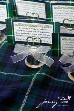 celtic themed wedding | Cute idea | Irish Themed Wedding