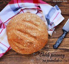 Chleb pszenny na podmłodzie