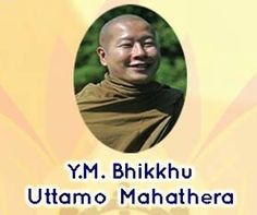 Minggu, 24 April 2016 tepatnya di Ballroom Mall Taman Palem lt.5 diadakan Dhamma Talk yang disampaikan oleh YM. Bhikkhu Uttamo, Mahathera