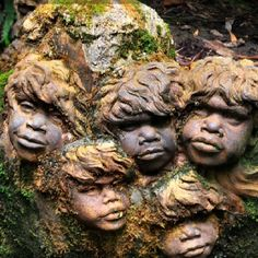 William Rickets Sanctuary Olinda Dandenong Ranges Image by Black Diamond