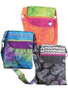 A Cute Bag Sewing Pattern by stichnRN