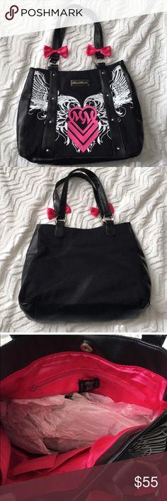 Metal mulisha bag purse Brand new large size with detached tag. Will ship same or next day metal mulisha  Bags Shoulder Bags