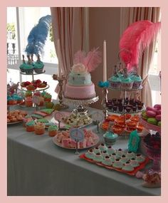 Marie Antoinette theme party