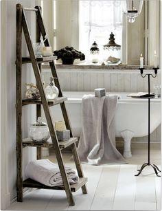 I really want one of those ladder racks!