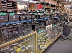 GigaParts Opens Las Vegas Location with Former AES Employees         Huntsville, Alabama, January 6, 2017 -- After Amateur Electronic Supply went out of business in July, GigaParts began hiring the AES staff in Las Vegas and