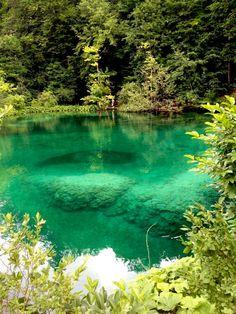 Plitvice Lakes in #Croatia