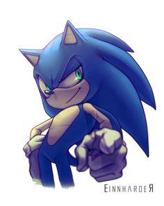 Sonic Project by EinnhardeR.deviantart.com on @DeviantArt