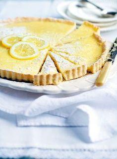 Simple, French, Perfect Tarte au Citron, or Lemon Tart(Simple Baking Treats) Tart Recipes, Baking Recipes, Sweet Recipes, Dessert Recipes, Quick Recipes, French Desserts, Lemon Desserts, Just Desserts, French Recipes