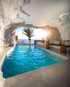 """Impeccable Hotels on Instagram: """"📌 Cavo Tagoo Mykonos, Greece 🇬🇷 @cavotagoomykonos 📸 by@resortsbymorten . .…"""""""