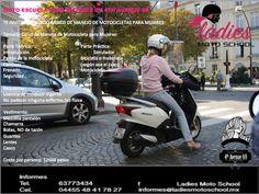 MOTO ESCUELA PARA MUJERES BY 4TH AVENUE 69   TE INVITA A SU CURSO BASICO DE MANEJO DE MOTOCICLETAS PARA MUJERES