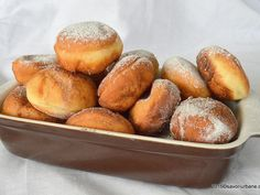Easy Cookie Recipes, Donut Recipes, Healthy Dessert Recipes, Sweets Recipes, Brownie Recipes, Easy Desserts, Baking Recipes, Delicious Desserts, Cake Recipes