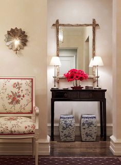 Image result for chinoiserie entry table