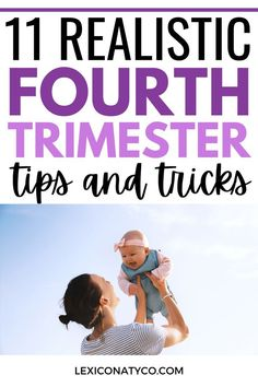 This post is perfect for new moms who want to know exactly what to expect in the fourth trimester. Postpartum can be challenging but it's totally possible to thrive if you know a few really… Postpartum Hair Loss, Postpartum Anxiety, Postpartum Recovery, Postpartum Care, Postpartum Depression, First Time Pregnancy, Post Pregnancy Workout, Pregnancy Tips