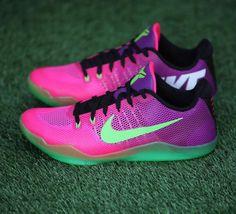 Release Reminder: Nike Kobe 11 EM Mambacurial