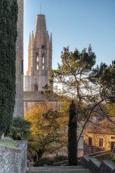 Iglesia de Sant Feliu, Girona.