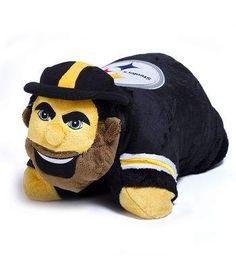 a888fd220b3 Pittsburgh Steelers NFL Pillow Pet Animal Pillows