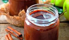 Jablková nutela zdravo zaženie chuť na sladké Peanut Butter, Jar, Food, Kitchen Ideas, Essen, Meals, Yemek, Jars, Eten