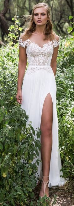 Wedding Dress: Limor Rosen #weddingdress