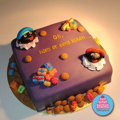 Sint taart www.hierishetfeest.com