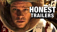 Honest Trailers - The Martian - YouTube