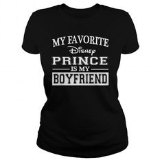 Awesome Tee MY BOYFRIEND T-Shirts