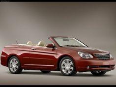 Chrysler Sebring Convertible 2008 poster, #poster, #mousepad, #Chrysler #printcarposter