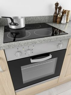 ART50237 Oven And Hob, Put Together, Kitchen Appliances, Diy Kitchen Appliances, Home Appliances, Kitchen Gadgets
