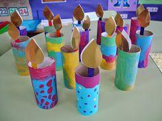 Plastificando ilusiones: Hacemos una vela de Navidad Recycling, Christmas Candles, Recycled Crafts, Illusions, Winter