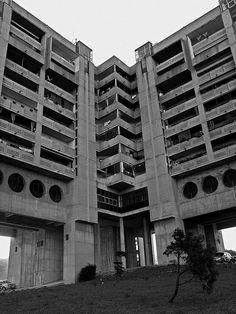 Rozzol Melara, Trieste, social housing, 1969