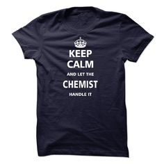 Let the CHEMIST T SHIRT