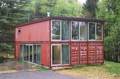 Metal shipping containers cargo container home plans,blueprints and floor plans for shipping container homes boxcar homes,building a house using shipping containers cheap sea containers. Shipping Container Homes Australia, Cargo Container Homes, Building A Container Home, Storage Container Homes, Container House Plans, Storage Containers, Container Cabin, Earthship, Sustainable Architecture