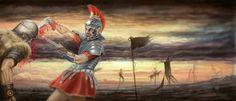 Ryse Son Of Rome, Digital, Painting, Art, Art Background, Painting Art, Kunst, Paintings, Performing Arts