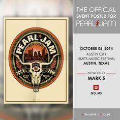 Pearl Jam, Austin City Limits, 05/10/2014