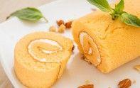 Envie d'un dessert frais et fruité pour le réveillon de Noel ? Voici une recette de bûche pannacotta à l'orange.