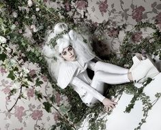 Rebecca Litchfield- Fashion Photography - Dolls - Marionettes - Puppets - Halloween concept ideas